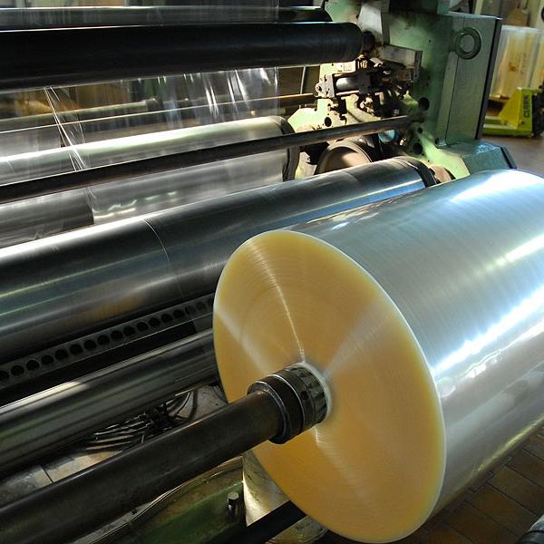 Produzione della bobina in PPL
