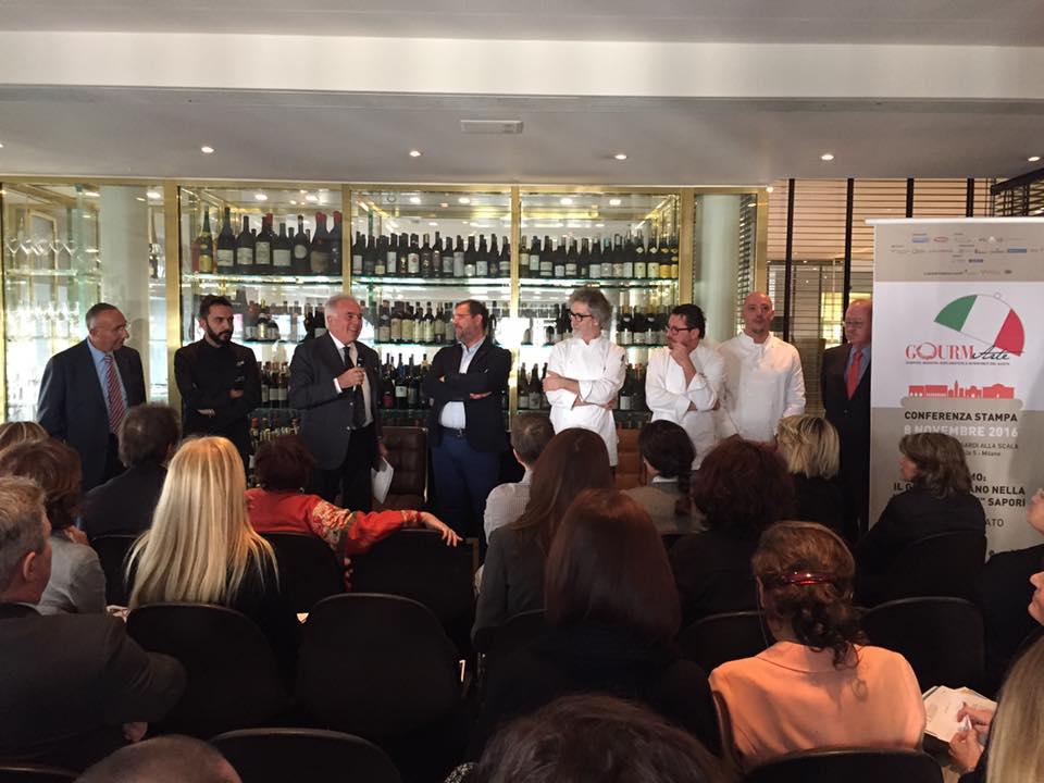 Plasticarta sponsor per gourmarte la fiera del gusto di for Fiera di bergamo 2016